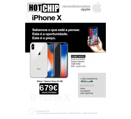 Campanha iPhone X