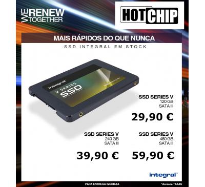 Campanha Discos SSD