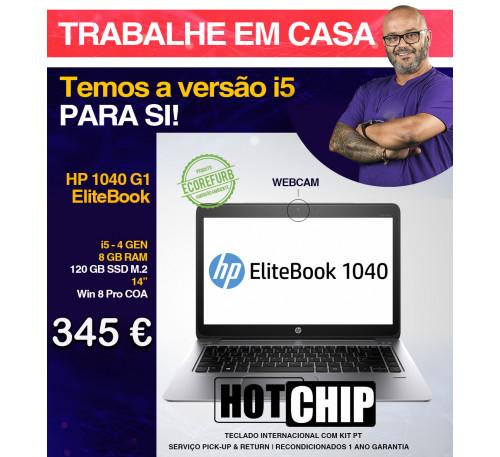 HP EliteBook 1040 G1 Versão i5