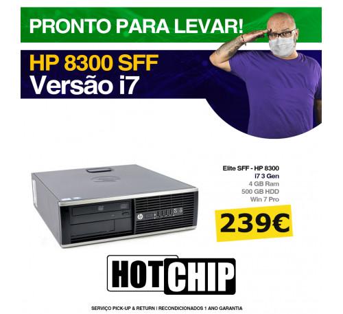 HP 8300 SFF i7