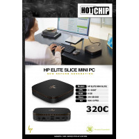 HP Elite Slice MiniPC