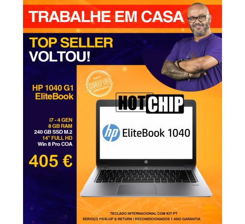 HP EliteBook 1040 G1 Versão i7