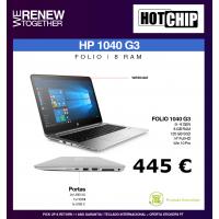 HP FOLIO 1040 G3