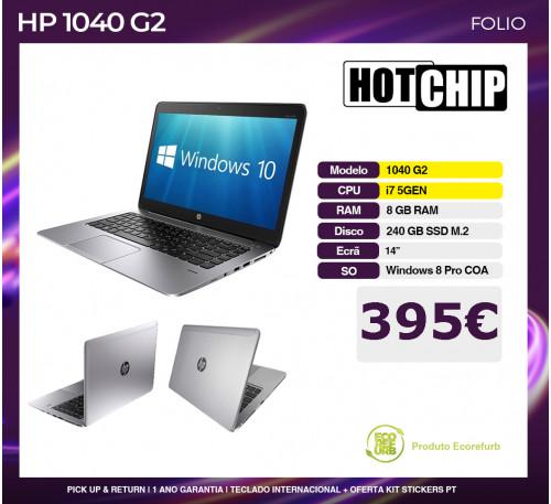 HP Folio 1040 G2