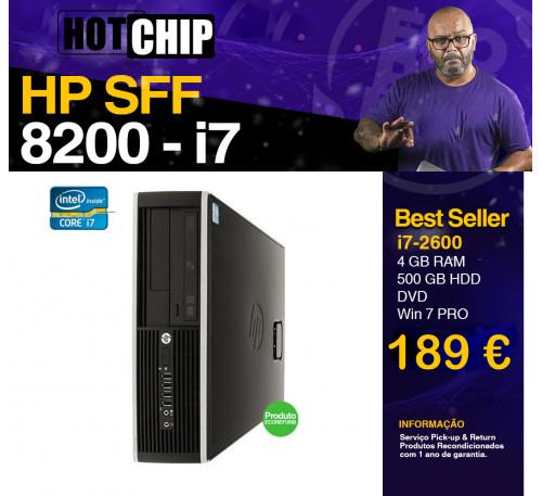 HP SFF 8200