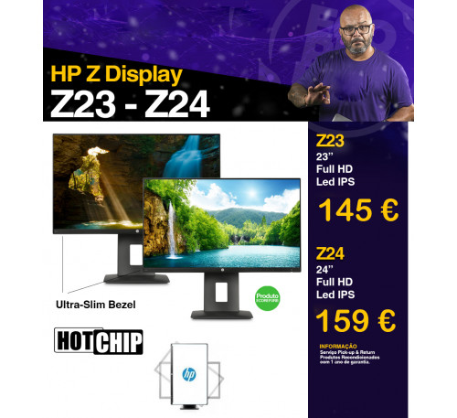 Monitor HP Z Display