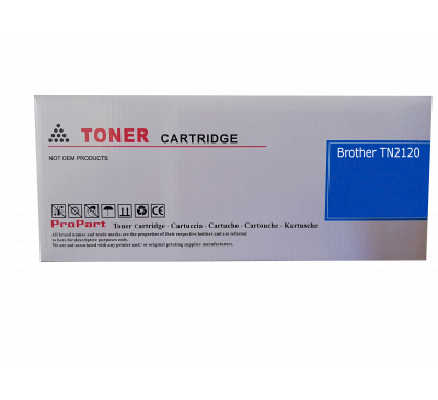 Toner Compatível Brother TN2120