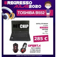 TOSHIBA B552