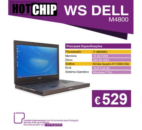 WS DELL M4800